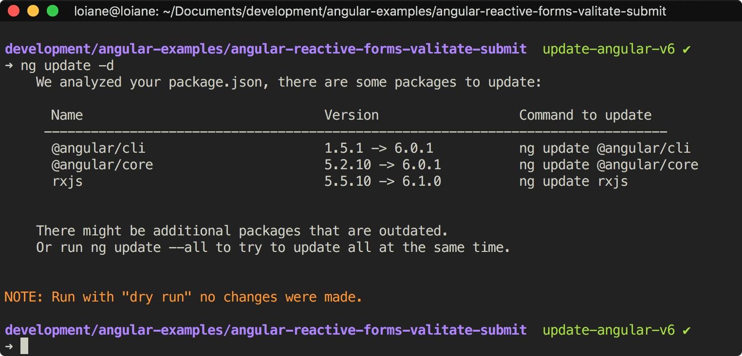 install angular cli globally
