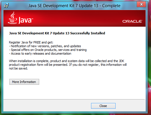 Instalando e Configurando o Java no Windows 8